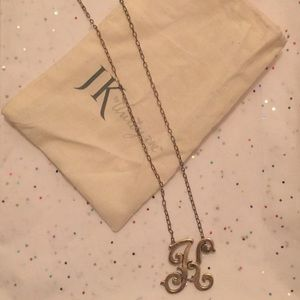 Thirty One Initial Necklace